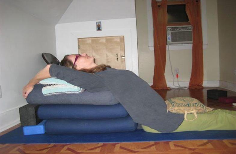 Understanding Restorative Yoga