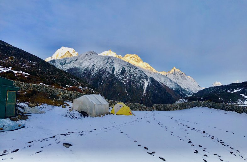 I Took Two Weeks off of High School to Climb the Himalayan Mountains