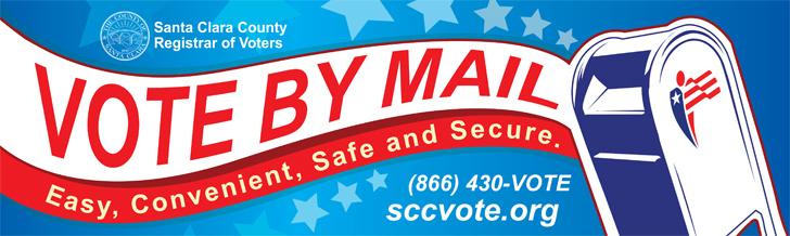 Early Voting in Santa Clara County
