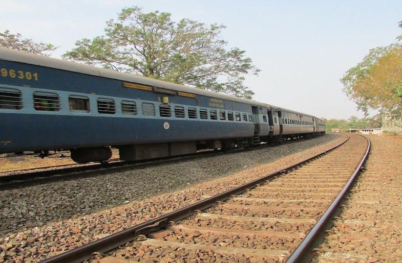 A Forgotten Love Story of Indian Train Travel