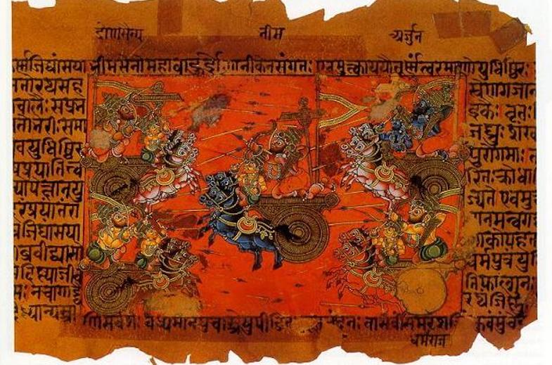 Was Krishna The First Psychotherapist?