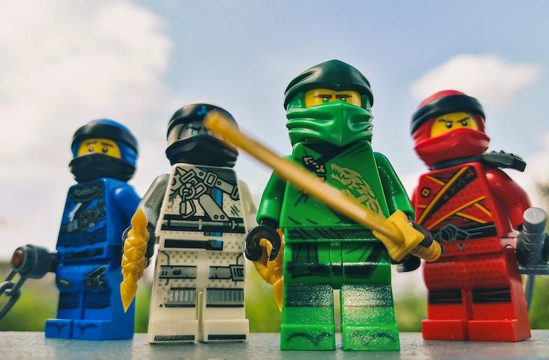 Go Women Ninjas!