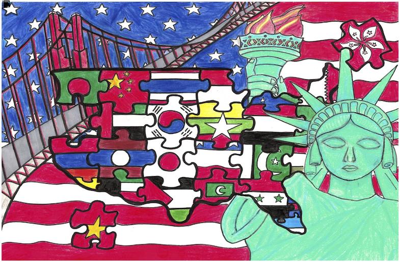 America Runs on Diversity: GUAA Winner
