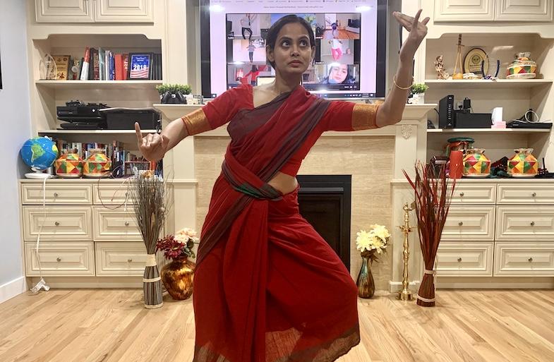 Lockdown Diary of an Indian Dance Teacher