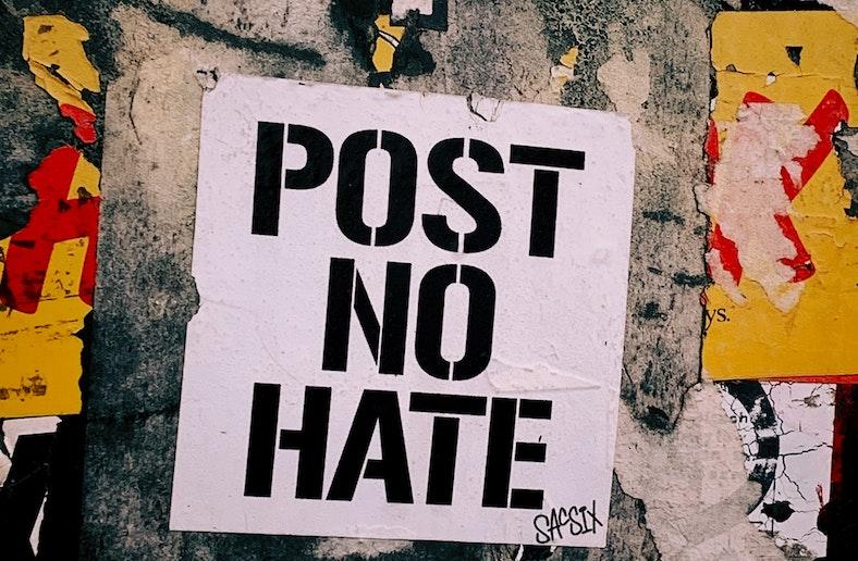 Should Social Media Censor Hate Speech In A Free Society?