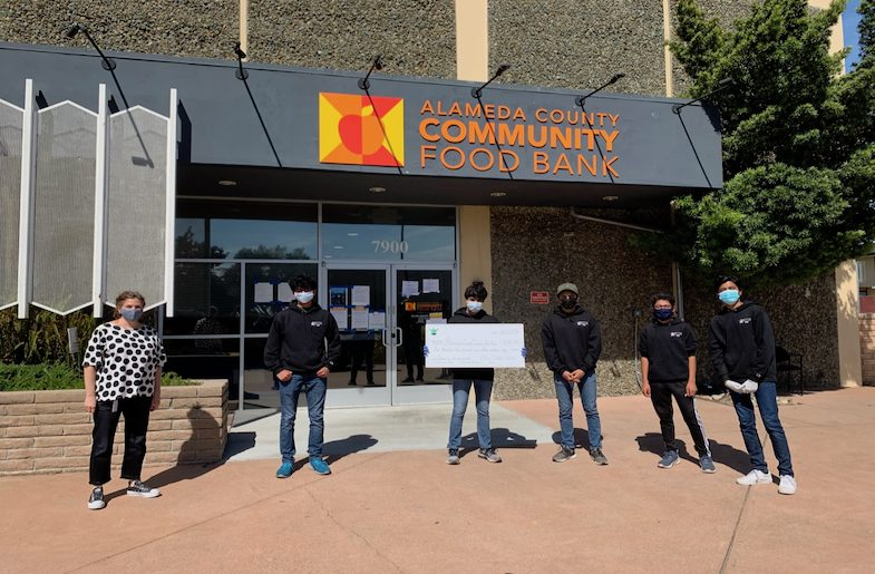 Ink & Metal Gives Back to Community