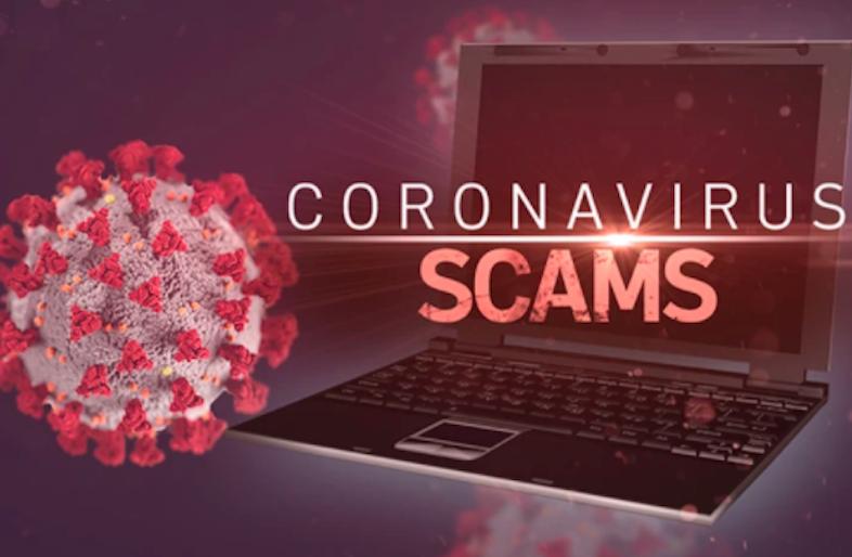 Corona Virus Opens a Pandora's Box of Scams