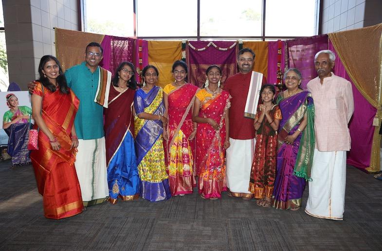 Golden Anniversary of Natarajan and Saroja