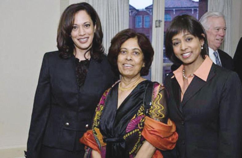 Is Kamala Devi Harris Desi Enough?