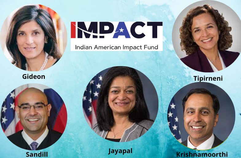 Indian-Americans Make An IMPACT