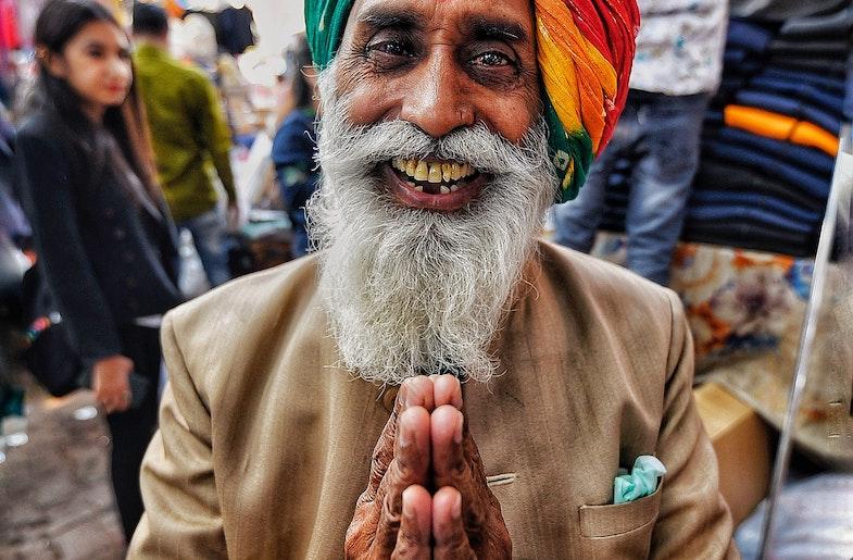 Namaste America: Forget the Handshake
