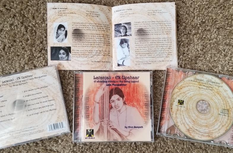 A Whistling Tribute to Lata Mangeshkar