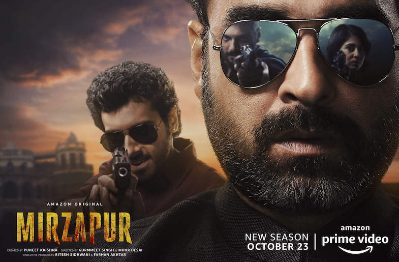 Mirzapur Returns to Prime