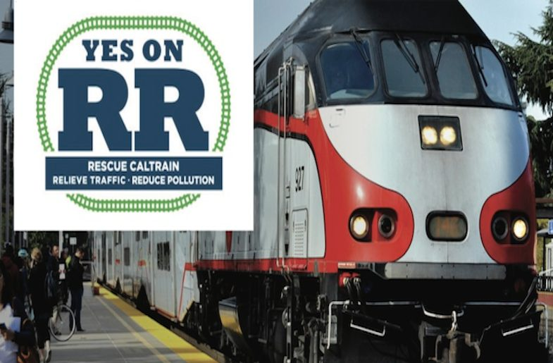 Voters' Pennies Could Save Caltrain