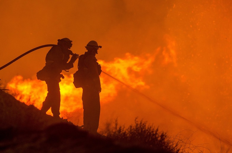 Forest Fires Aren't the Problem, Climate Change Is