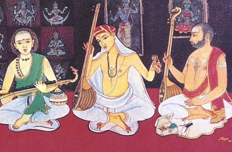 Revolutionary Carnatic Musician: The Saint Thyagaraja