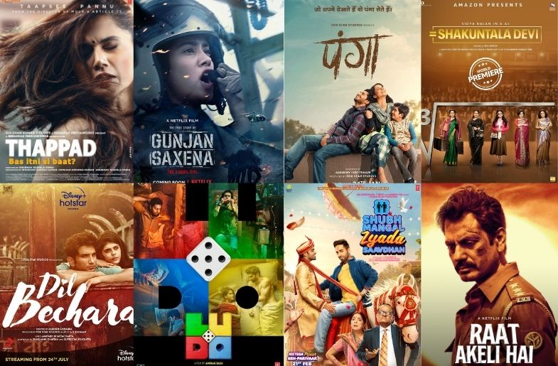 Top 10 Hindi Movies That Got Me Through 2020