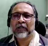 Journalist Krishnaraj Rao