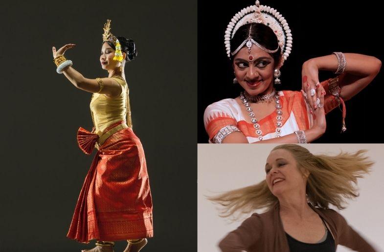 Cambodian, Odissi, Jazz Artists