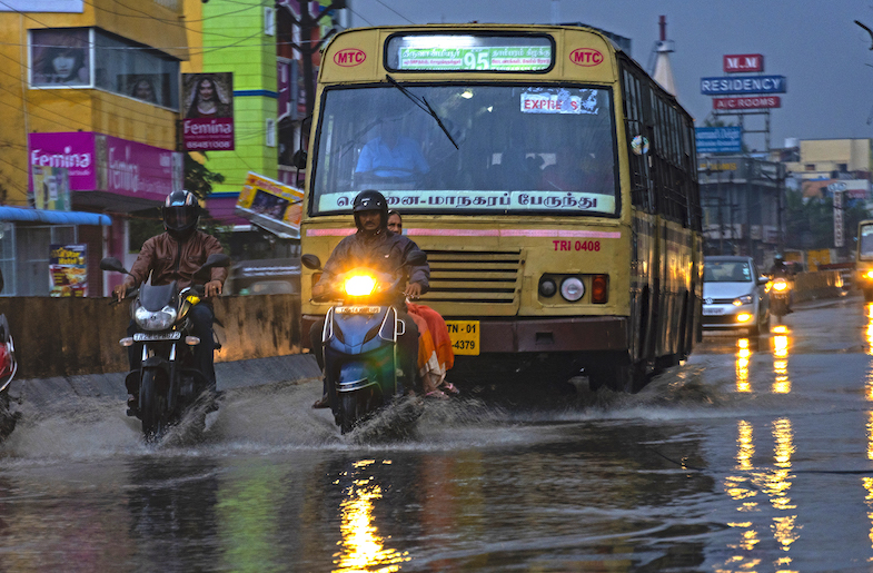 Chennai Ran Out of Water: Part 1