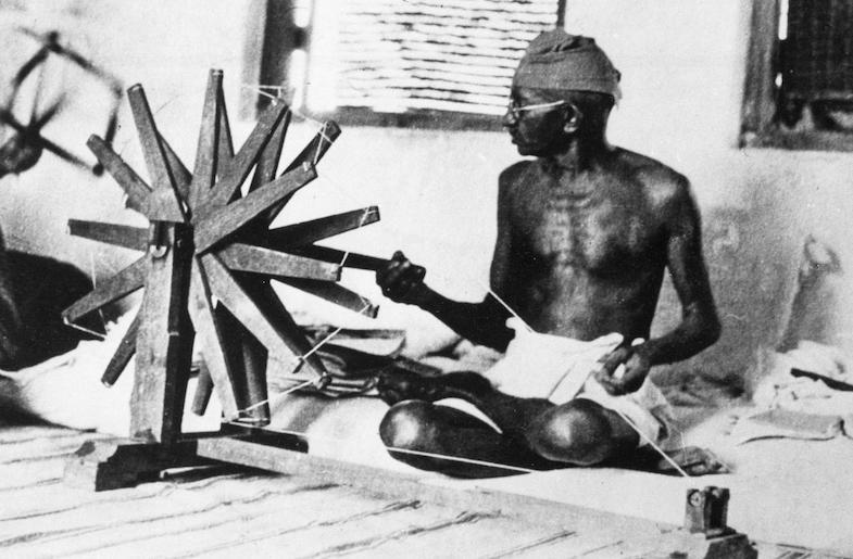Gandhi's Swadeshi & A Dream of Self-Sufficiency