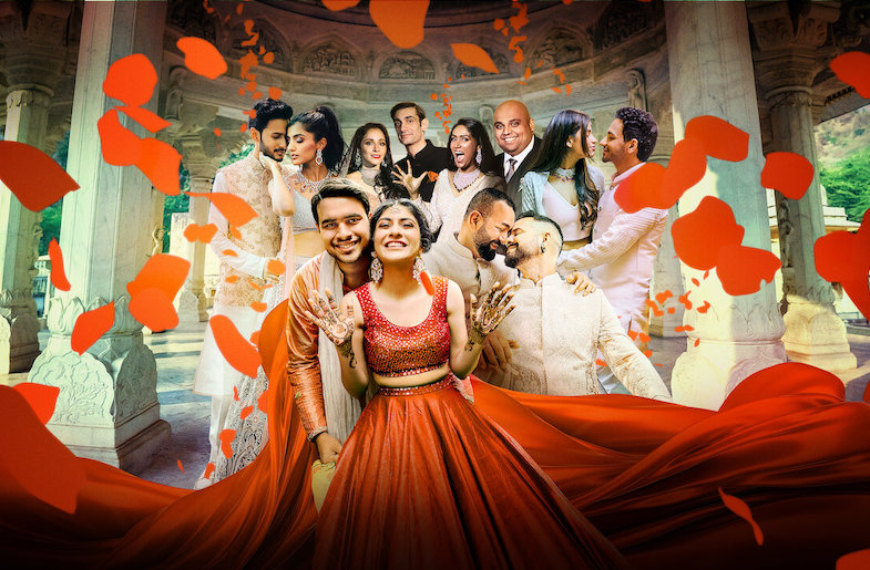 Indian Couples Plan Their Own Big Fat Indian Wedding
