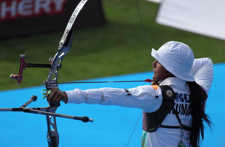 India's Shooting Star: In Talks With Deepika Kumari