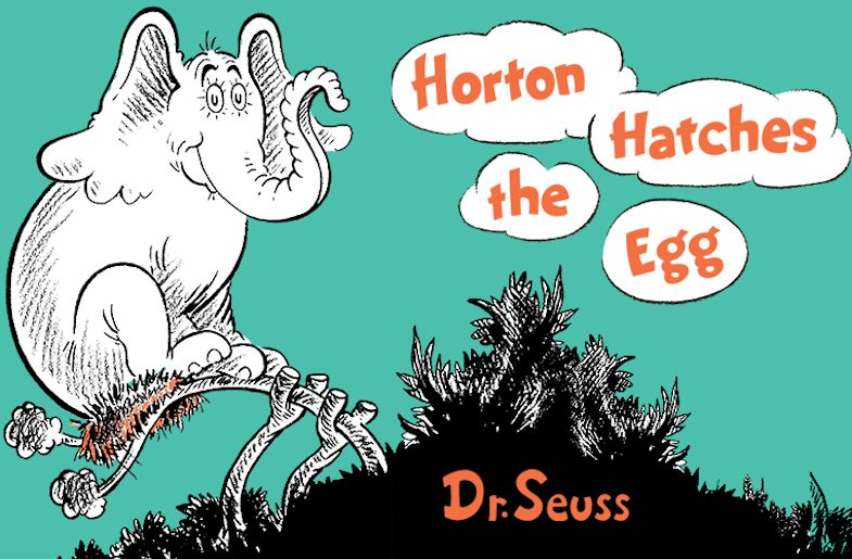 Nose In Books, Feet In Socks: On Dr. Seuss