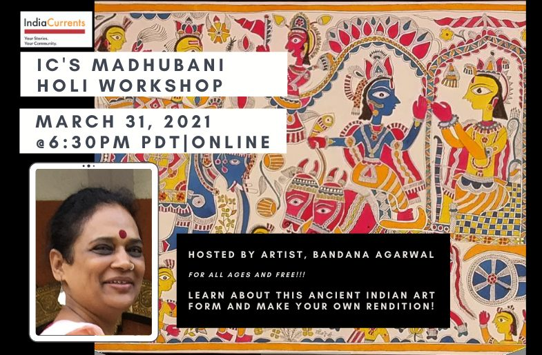 Why Madhubani? Find Out At Our Free Workshop!