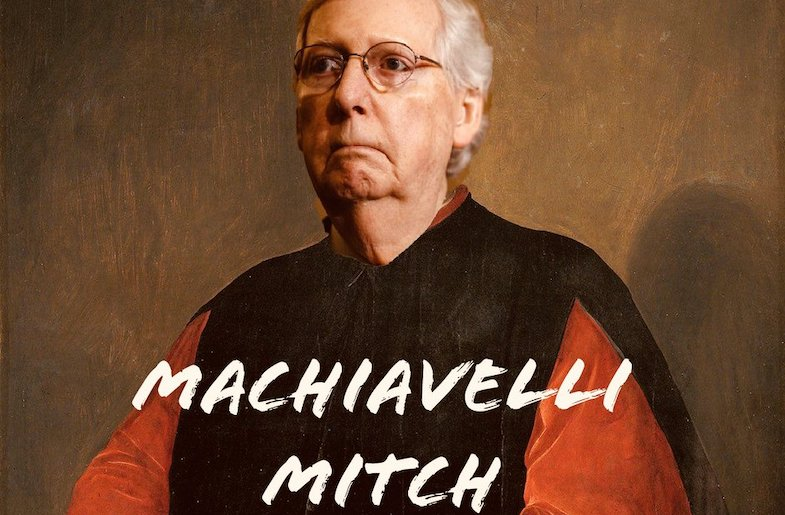 Machiavelli Mitch Akin to Jacobin Jayewardene