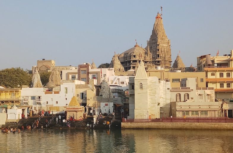 Dwarka: Lord Krishna's Kingdom