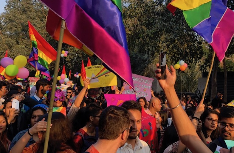 A Foreigner Unpacking Social Stigma Toward Pune's Queer Community