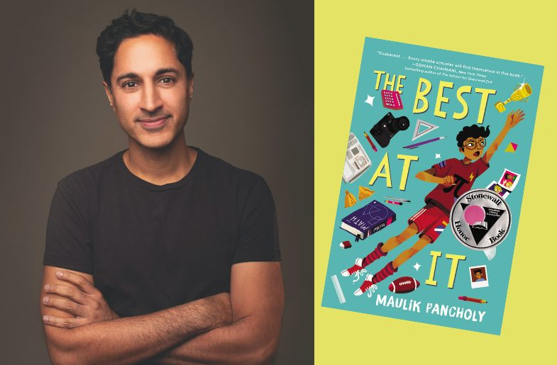 Maulik Pancholy's Book 'Best At It' Confronts Being a Gay Indian American In the Midwest