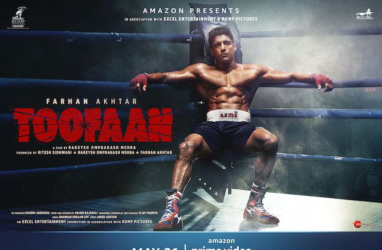 Toofan Will Premiere On Amazon Prime Video In May