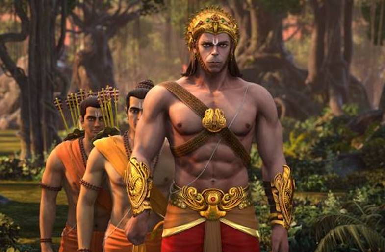 The Legend of Hanuman: India Currents' Exclusive Review
