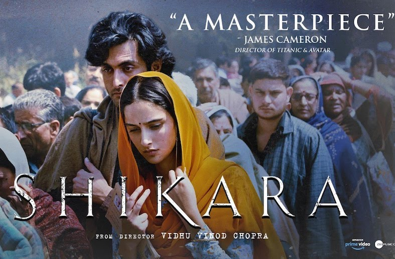 Shikara – The Untold Story of Kashmiri Pundits