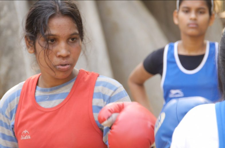 Bay-Area Based Filmmaker Alka Raghuram Documents Muslim Women Boxers' Fight for Liberation