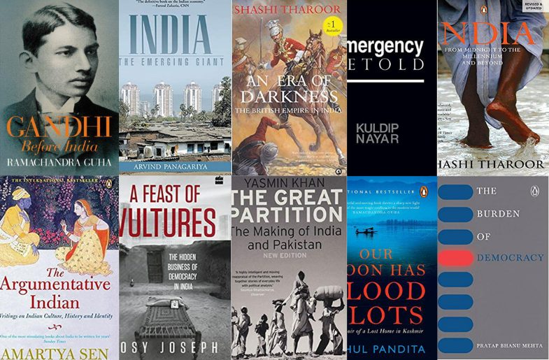 10 Books to Read On Modern Indian History