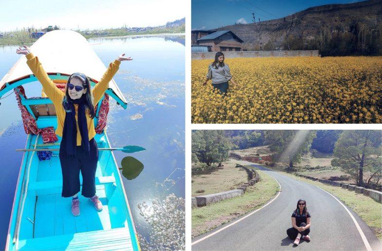 Amanda Sodhi traveling (Images from her Instagram @amandasodhi)