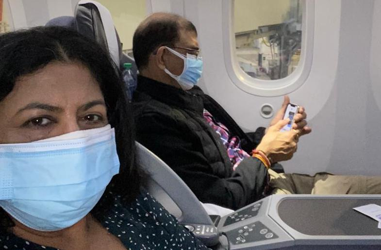 Experiencing Two Lockdowns: Traveling to India During a Pandemic