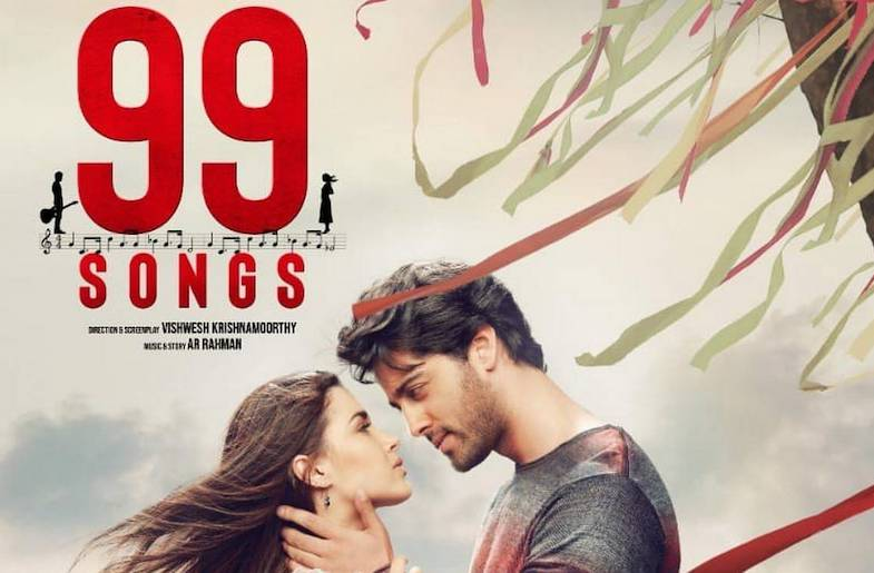 99 Songs: An Oscar & Grammy-Winner Launches His Latest Bollywood Endeavor