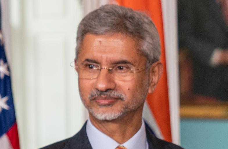 India's External Affairs Minister, Dr. S. Jaishankar