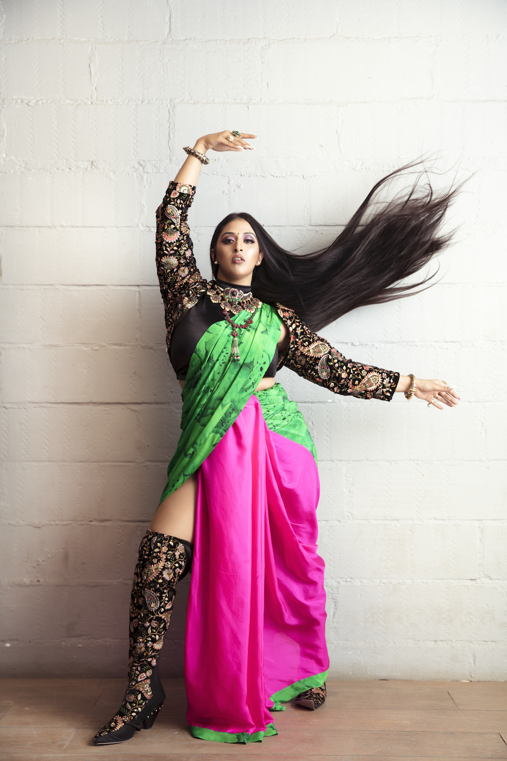 Musician, Raja Kumari (Image provided by Raja Kumari)