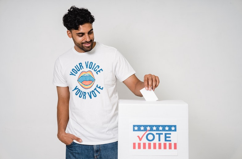 Asian American Voices Take on Voting Rights in US Elections