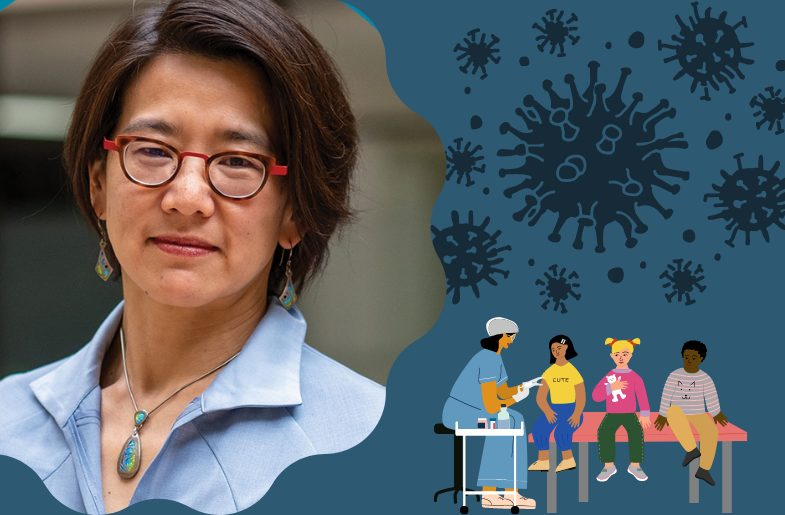 State Epidemiologist Highlights Expanded COVID-19 Vaccine Eligibility to Protect Kids 12+