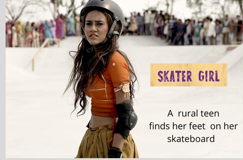 A Desi Teen Finds Her Mojo in Skater Girl