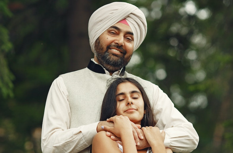 What Could Push a Desi Father Farther From the Family?