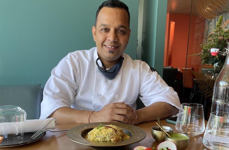 Trailblazer Chef Manish Tyagi Shares His Signature Recipes with IC