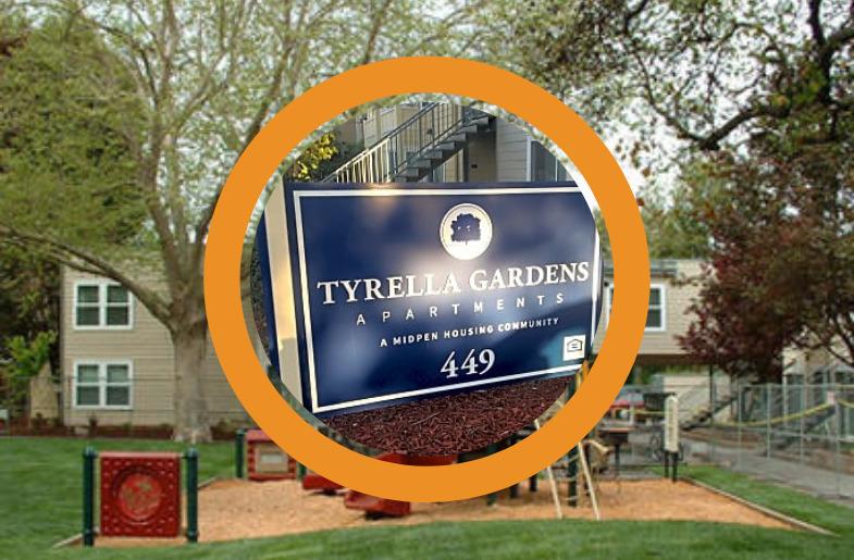 MidPen Affordable Housing Site, Tyrella Gardens