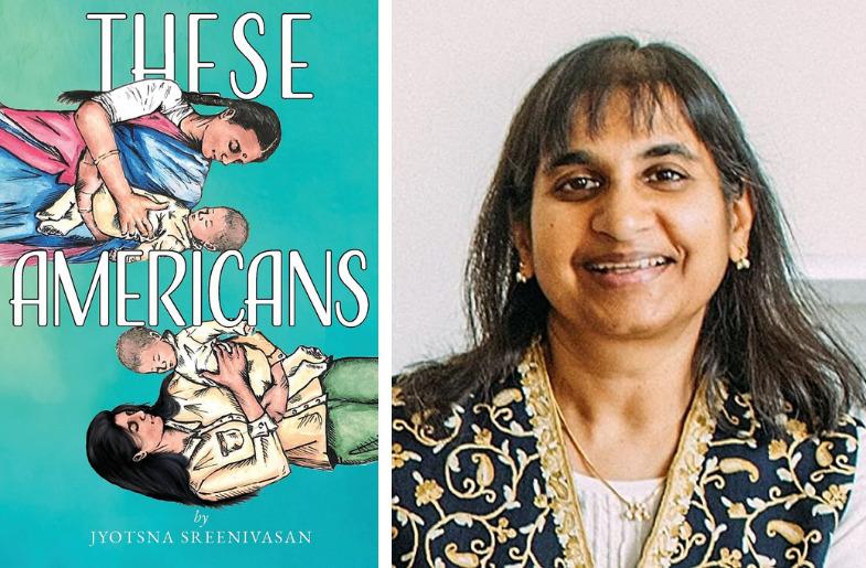 Jyotsna Sreenivasan Presents Indian American Stories With Sly Satire